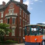 Trolley Savannah Tour Guide